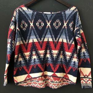 Denim & Supply Ralph Lauren Crop Sweater (size M)